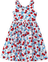 Oscar de la Renta Girls' A-Line Dress