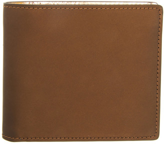 Maison Margiela Brown and Copper Bifold Wallet