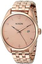 Nixon Women's 'Bullet' Quartz Stainless Steel Watch