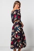 Tularosa Francesca Skirt in Tropical Floral
