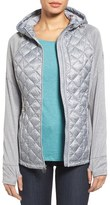 MICHAEL Michael Kors Women's Mixed Media Jacket