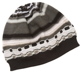 Missoni Gathered Cut-Out Hat