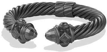 David Yurman Renaissance Bracelet in Darkened Sterling Silver