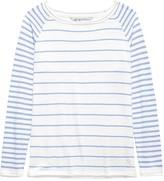 Crew Clothing Stripe 3/4 Lightweight