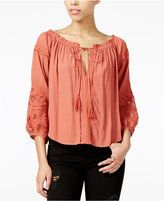 Astr Embroidered Blouse