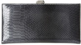 Lodis Crescent Heights Quinn Clutch Wallet (Raven) - Bags and Luggage
