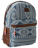 Billabong Burning Up Backpack (Denim) - Bags and Luggage