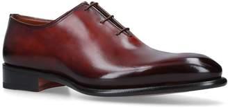 Santoni Carter Wholecut Oxford Shoes
