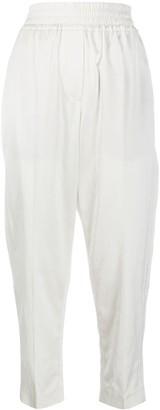 Brunello Cucinelli Elastic Waist Trousers