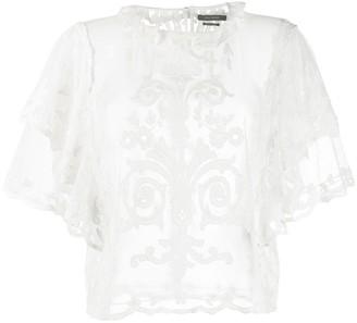 Isabel Marant Top Seal blouse