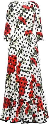 Dolce & Gabbana Maxi Dress