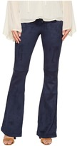 Romeo & Juliet Couture Bell Bottom Woven Pants