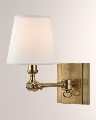 Hillsdale Hudson Valley Lighting Sconce