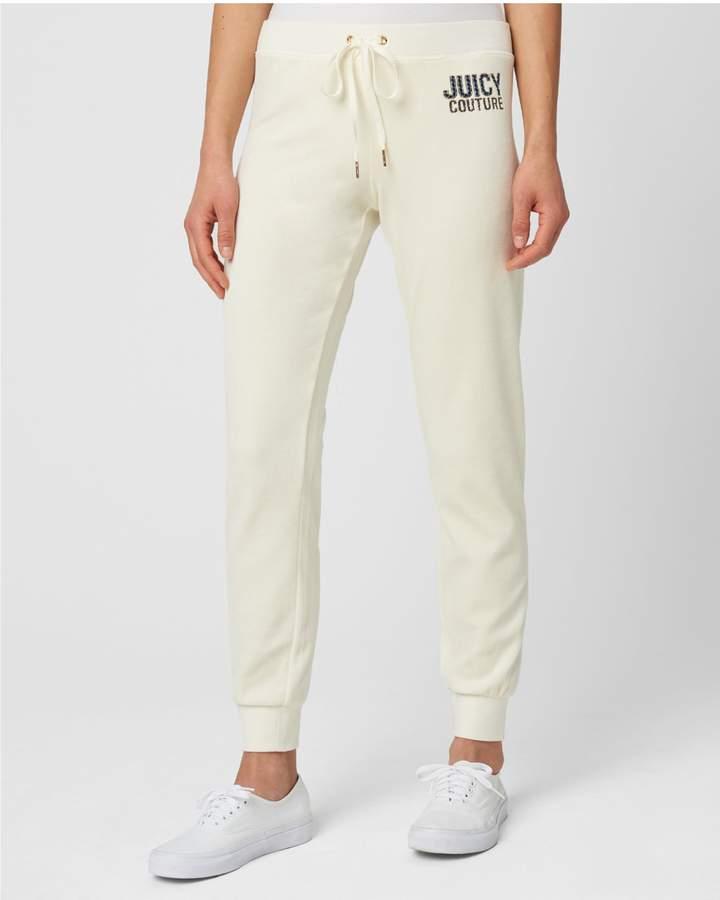 31317911 Juicy Couture Velour Pocket Pant - ShopStyle