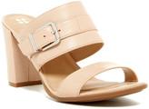 Naturalizer Zephar Chunky Heel Sandal