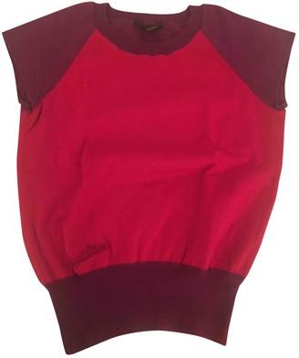 Louis Vuitton Purple Cashmere Tops