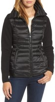 Vince Camuto Women's Mixed Media Down Jacket