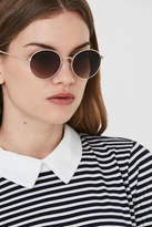Vero Moda Round Love Sunglasses