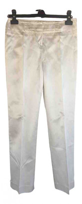 Christian Dior Other Silk Trousers