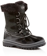 Khombu Free Textured Cold Weather Boots