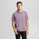 Merona Men's Garment Dyed Polo Shirt
