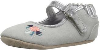 Robeez Baby-Girl's Catherine White-K Crib Shoe