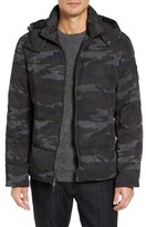 Michael Kors Quilted Camo Jacket