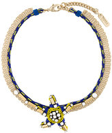 Rada' Radà star pendant short necklace