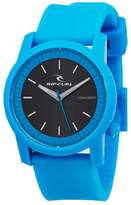 Rip Curl Cambridge ABS Analog Silicone Strap Men's Watch French Blue A2698-frb