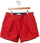 Stella McCartney Girls' Corduroy Mini Shorts