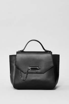 Mackage Asya-F Leather Satchel