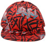 Marc by Marc Jacobs Printed Cap