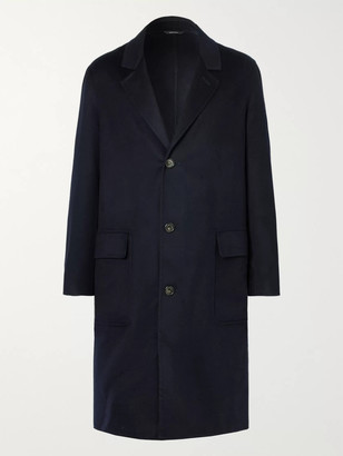 Loro Piana Rain System Cashmere Overcoat