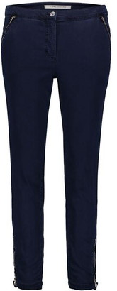 Betty Barclay Zip Trimmed Jeans