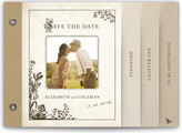 Minted Story Book Save The Date Minibooks