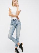 Free People 501 Skinny Jeans