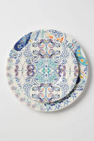 Anthropologie Swirled Symmetry Bowl