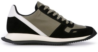 Rick Owens vintage runner lace-up sneakers