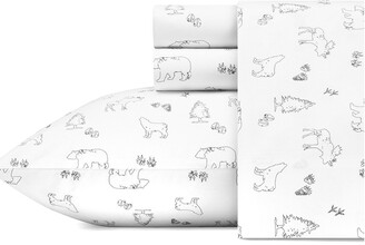 Eddie Bauer Animal Tracks Sheet Set