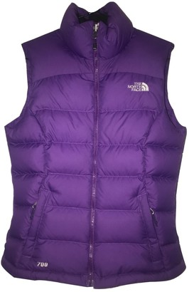 The North Face Purple Coat for Women