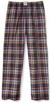 Gap Plaid PJ pants