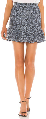 Lovers + Friends Byron Mini Skirt