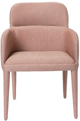 Horgans Preston Carver Chair New York Pink
