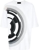 Diesel Black Gold Titan Vinyl T-shirt - men - Cotton - S