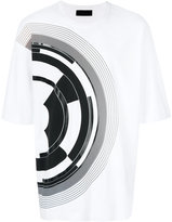 Diesel Black Gold Titan Vinyl T-shirt