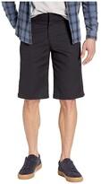 Dickies 13 Flat Front Active Waist Shorts Regular Fit (Black) Men's Shorts