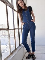 Free People Jax Denim One Piece