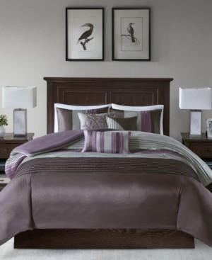 Madison Home USA Amherst 6-Pc. King/California King Duvet Cover Set Bedding