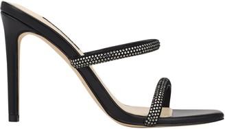 Nine West Embellished Stiletto Sandals - Zarleen
