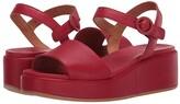 Camper Misia (Medium Red) Women's Sandals